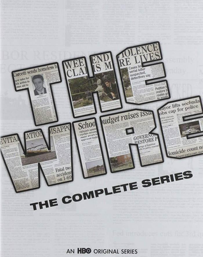 THE WIRE (BAJO ESCUCHA) (LA SERIE COMPLETA)
