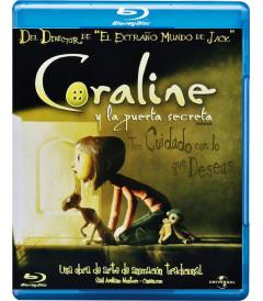 CORALINE (CORALINE Y LA PUERTA SECRETA) (*) - USADA