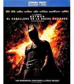 BATMAN EL CABALLERO DE LA NOCHE ASCIENDE (*) - USADA