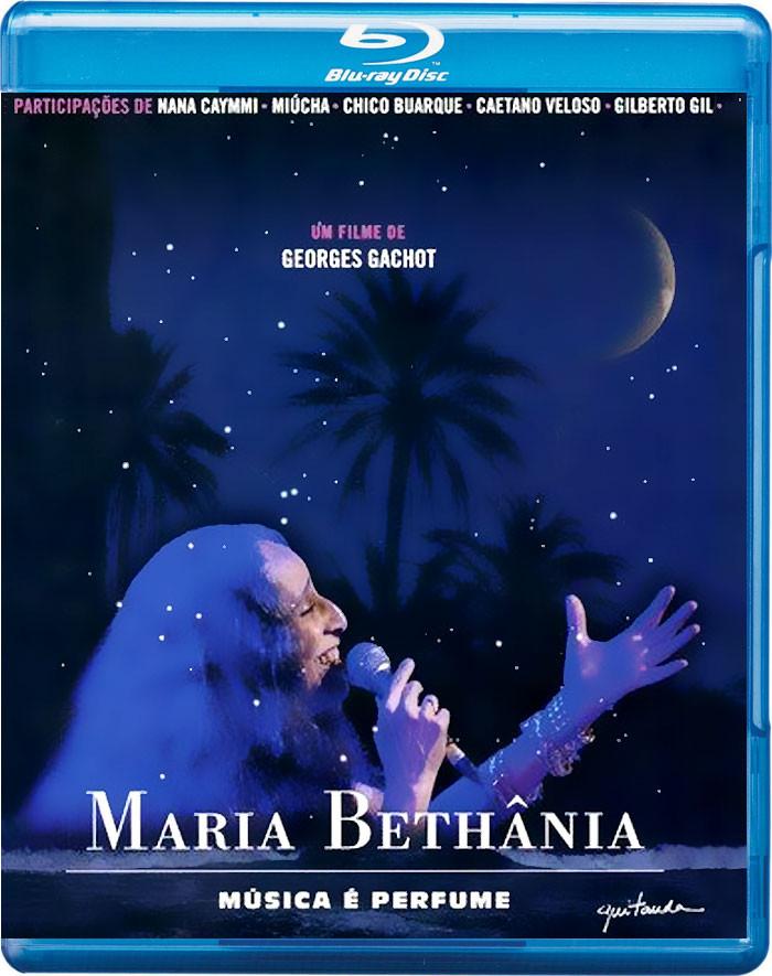 MARIA BETHANIA (MÚSICA Y PERFUME)