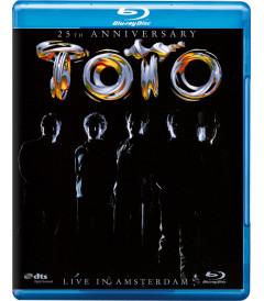 TOTO (LIVE IN AMSTERDAM) (25° ANIVERSARIO)