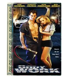 DVD - BODYWORK - USADA