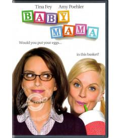 DVD - BABY MAMA - USADA