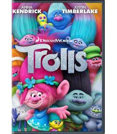 DVD - TROLLS