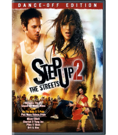DVD - STEP UP 2 - USADA