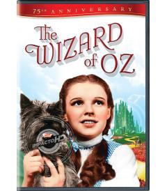 DVD - EL MAGO DE OZ (75° ANIVERSARIO) - USADA
