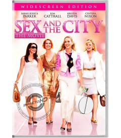 DVD - SEXO EN LA CIUDAD (LA PELÍCULA) - USADA
