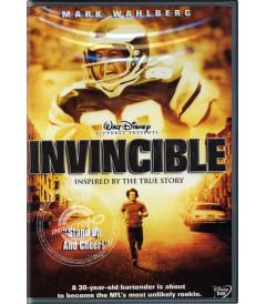 DVD - INVENCIBLE - USADA