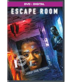 DVD - ESCAPE ROOM (SIN SALIDA) - USADA