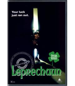 DVD - LEPRECHAUN - USADA