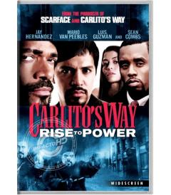 DVD - CARLITOS WAY 2 (ASCENSO AL PODER) - USADA