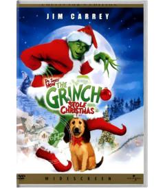 DVD - EL GRINCH - USADA