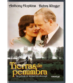 DVD - TIERRAS DE PENUMBRA