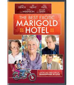 DVD - EL EXÓTICO HOTEL MARIGOLD
