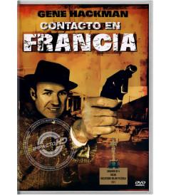 DVD - CONTACTO EN FRANCIA - USADA