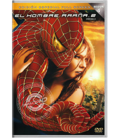 DVD - EL HOMBRE ARAÑA 2 - USADA