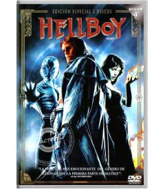 DVD - HELLBOY (EDICIÓN ESPECIAL 2 DISCOS) - USADA