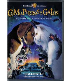 DVD - COMO PERROS Y GATOS - USADA