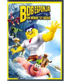 DVD - BOB ESPONJA (UN HÉROE FUERA DEL AGUA) - USADA