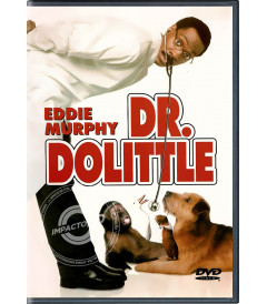 DVD - DOCTOR DOLITTLE - USADA