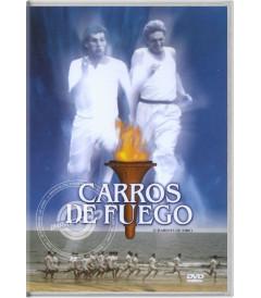 DVD - CARROS DE FUEGO - USADA