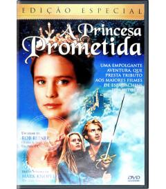 DVD - LA PRINCESA PROMETIDA - USADA