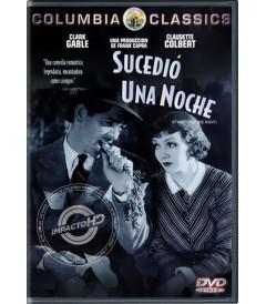DVD - SUCEDIÓ UNA NOCHE