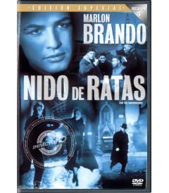 DVD - NIDO DE RATAS (EDICIÓN ESPECIAL) - USADA