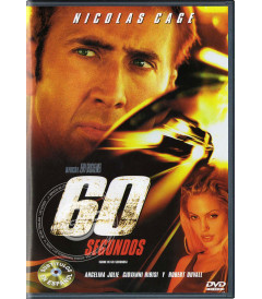 DVD - 60 SEGUNDOS - USADA