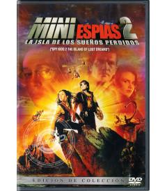 DVD - MINI ESPÍAS 2 - USADA