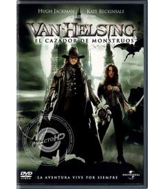 DVD - VAN HELSING - USADA