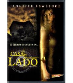 DVD - LA CASA DE AL LADO - USADA