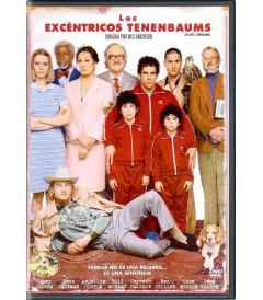 DVD - LOS EXCÉNTRICOS TENENBAUMS - USADA