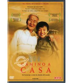 DVD - CAMINO A CASA - USADA
