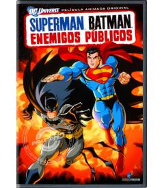 DVD - SUPERMAN BATMAN (ENEMIGOS PÚBLICOS) - USADA