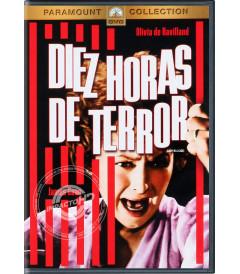 DVD - DIEZ HORAS DE TERROR - USADA