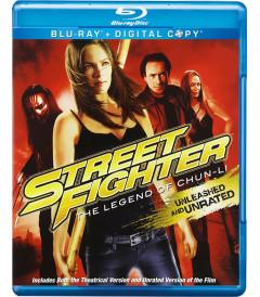 STREET FIGHTER (LA LEYENDA DE CHUN-LI) (EDICIÓN SIN CALIFICAR) - USADA