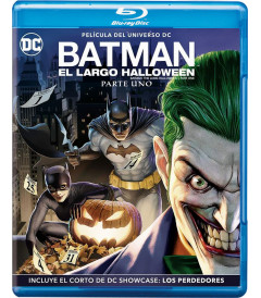BATMAN (EL LARGO HALLOWEEN, PARTE 1) (*)