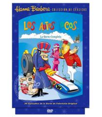 DVD - LOS AUTOS LOCOS (LA SERIE COMPLETA)