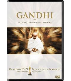 DVD - GANDHI