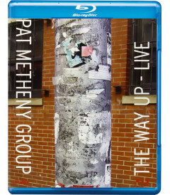 PAT METHENY GROUP (THE WAY UP LIVE)