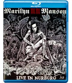 MARILYN MANSON (LIVE IN NURBURG) - USADA