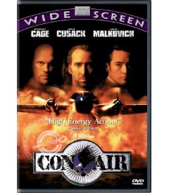 DVD - CON AIR (RIESGO EN EL AIRE) - USADA