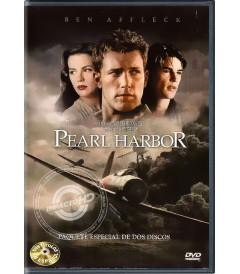 DVD - PEARL HARBOR (EDICIÓN ESPECIAL DE DOS DISCOS) - USADA