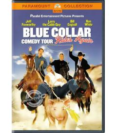 DVD - BLUE COLLAR (COMEDY TOUR) (RIDES AGAIN) - USADA