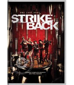 DVD - STRIKE BACK (7° TEMPORADA Y FINAL) - USADA