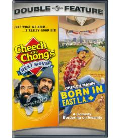 DVD - CHEECH Y CHONGS (PACK DOBLE) - USADA
