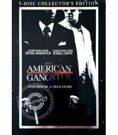 DVD - GÁNSTER AMERICANO (EDICIÓN EXTENDIDA SIN CENSURA) - USADA