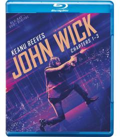 JOHN WICK (COLECCIÓN 3 PELÍCULAS)
