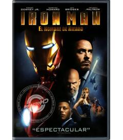 DVD - IRON MAN - USADA